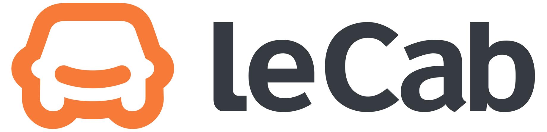 Taxi App LeCab Logo