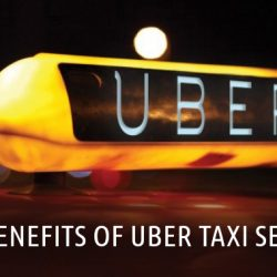 key benefits of uber taxi service