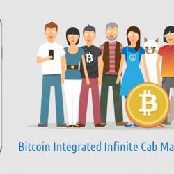 bitcoin integrated infinite cab