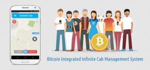 bitcoin integrated infinite cab