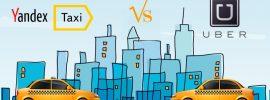 yandex taxi vs uber taxi app