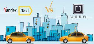 yandex taxi app vs uber taxi app