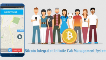 bitcoin integrated cab software