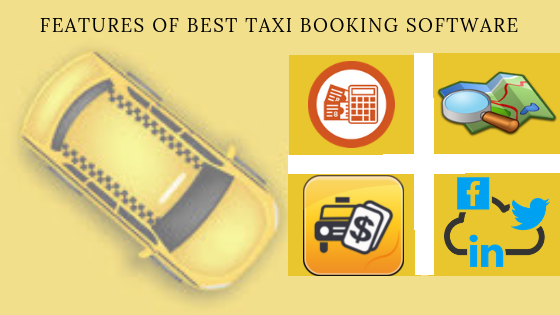 Features of taxi software