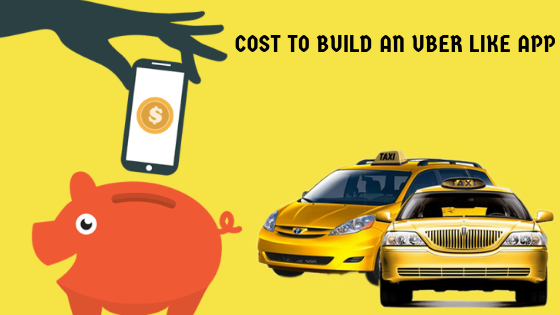 cost to build an uber like app