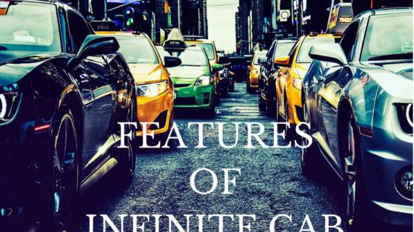 features of infinite cab