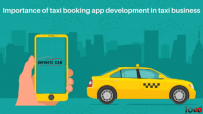 importance of taxi booking app