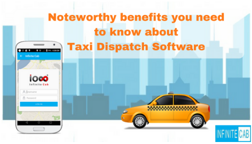 noteworthy benefits of cab software