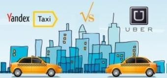 Yandex v/s Uber
