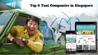 Top Taxi Companies in Singapore