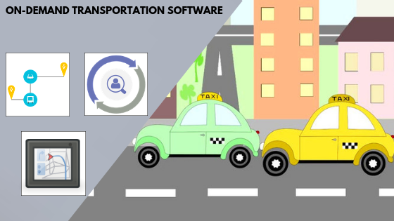 advantages of on demand transportation software