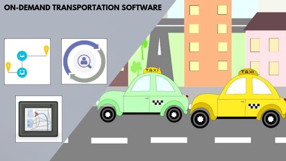 advantages of on demand transportation software