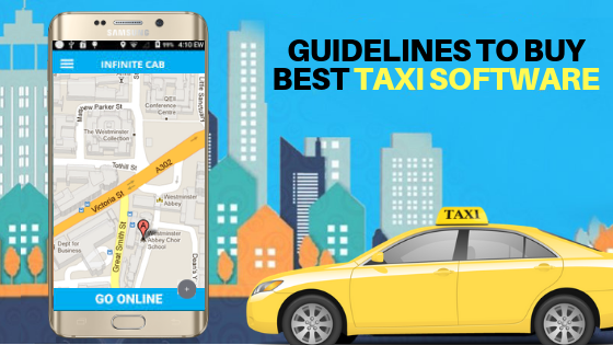 guidelines to buy best taxi software