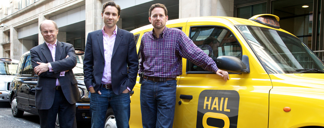 Hailo founders success stories