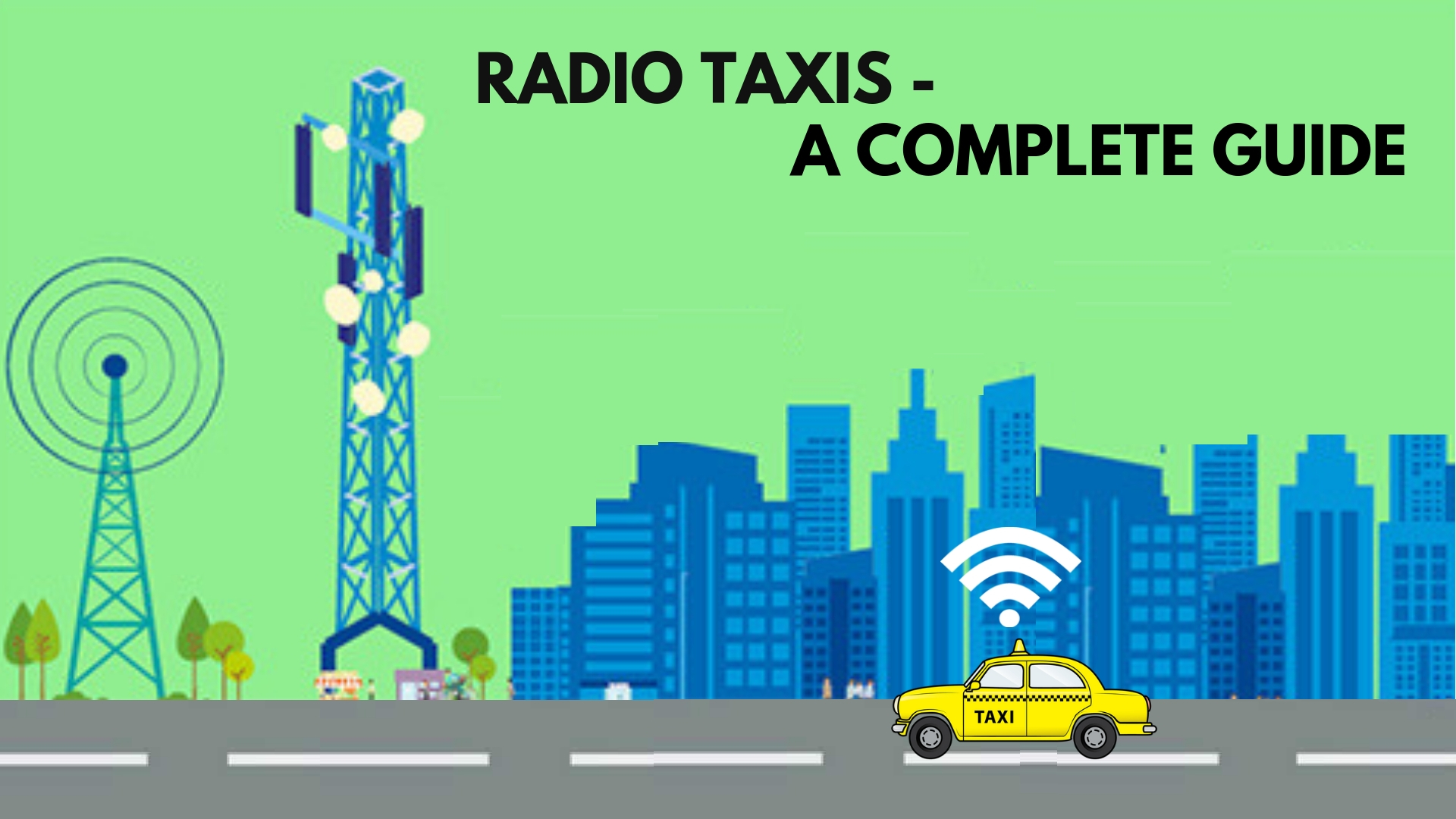 Radio Taxi infinite cab