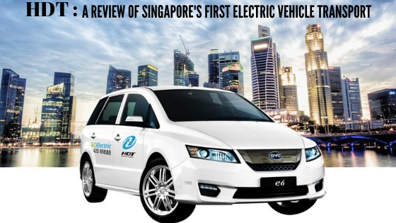 HDT-Review of singapore's first electric car