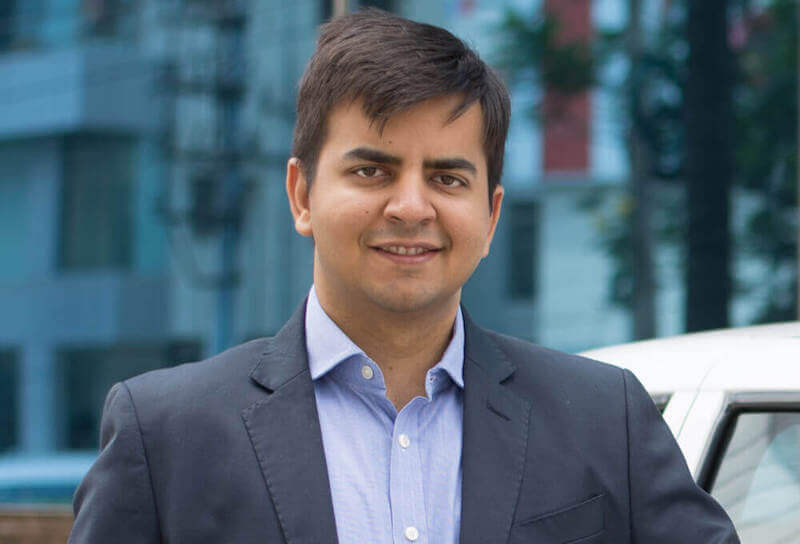 Ola founder success story