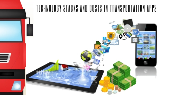 Technology and cost in transportation apps