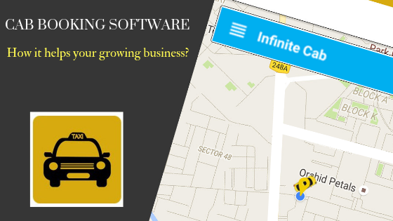 how cab software helps in growth of taxi business