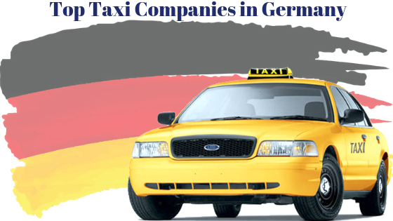 Taxi companies in germany