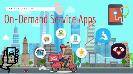 On -Demand Service Apps