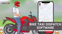 Bike taxi dispatch software