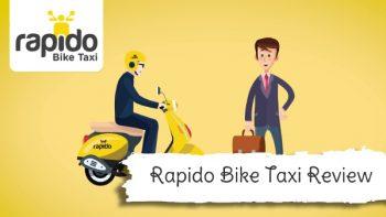Rapido bike taxi dispatch software