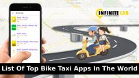 Top bike taxi apps in the world