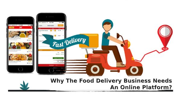 Online Platform for Food Delivery Business